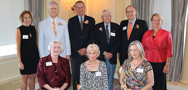 Nine Inducted into Clayton Alumni Hall of Fame